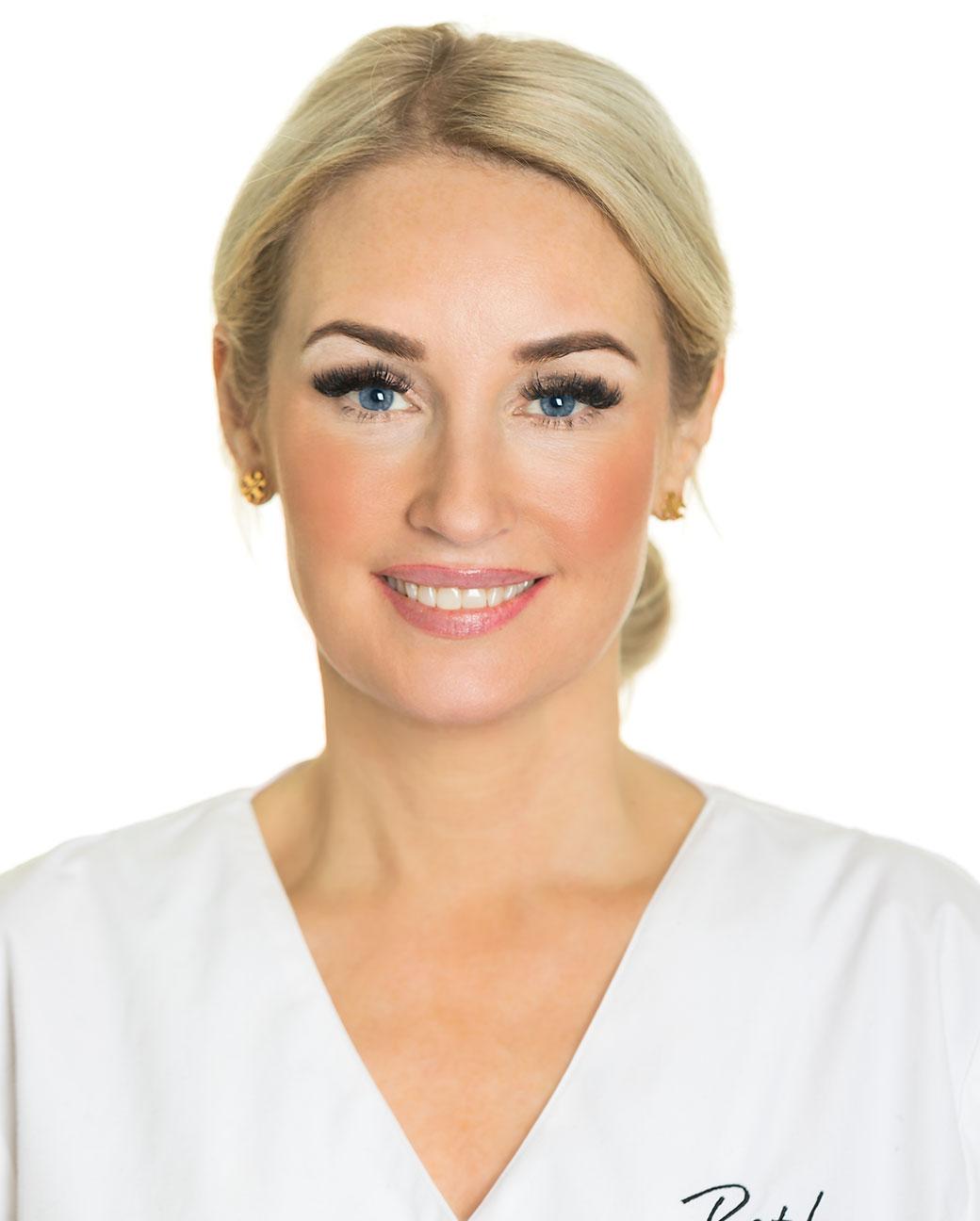 Johanna McLachlan Beautique Göteborg
